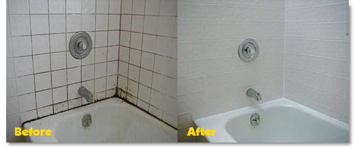regrouting shower surround montreal