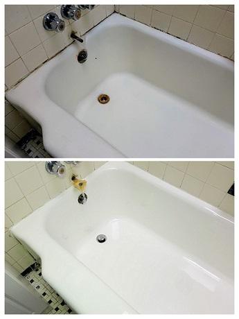 Bathtub repair montreal speedy response surface integrity for Home depot bathtub liner installation cost