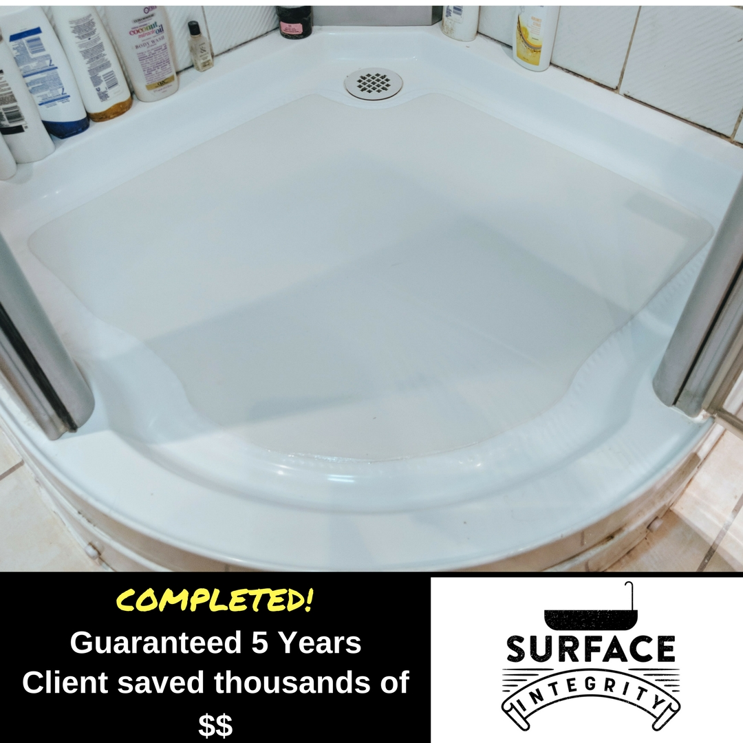 (English) CUSTOM TUB & SHOWER OVERLAYS
